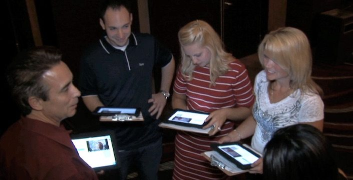 Team with iPads®
