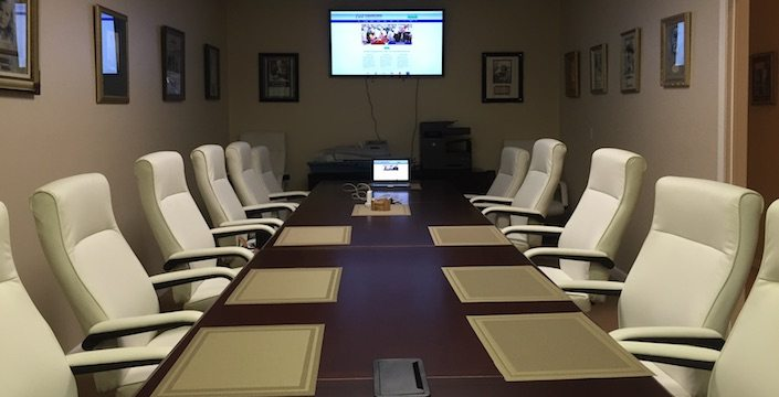 Best Corporate Events Office Meeting Room