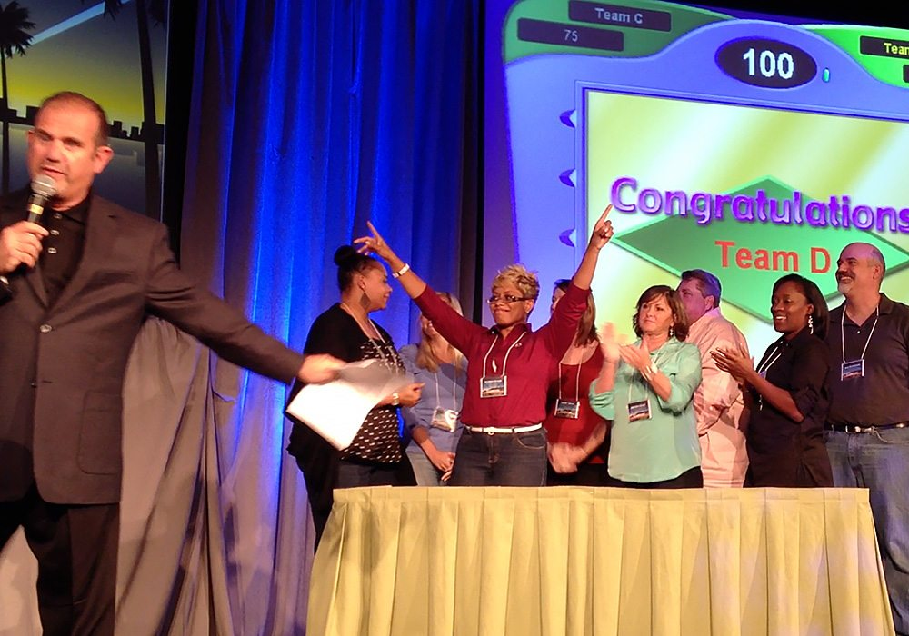 Family Feud Team Building Game | Corporate Group Game Shows