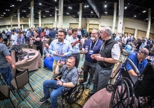 Build a wheelchair group