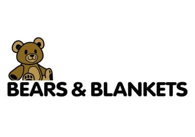 Bears and blankets logo