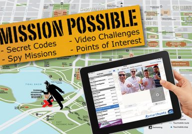 Mission Possible SmartHunt® graphic