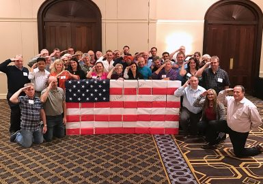 Operation Military Care Finale Salute