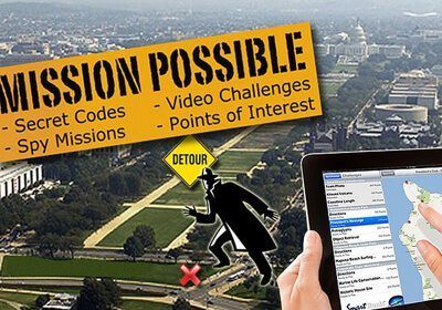 Mission Possible SmartHunt® Promotional Graphic