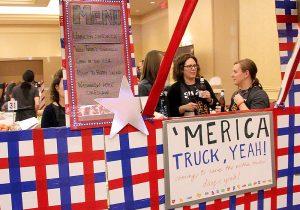 Participants food truck design - 'Merica Truck, Yeah!