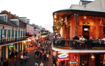 team building new orleans