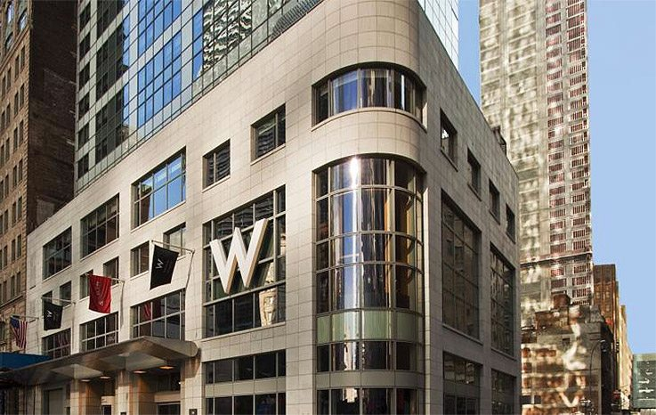 The W New York