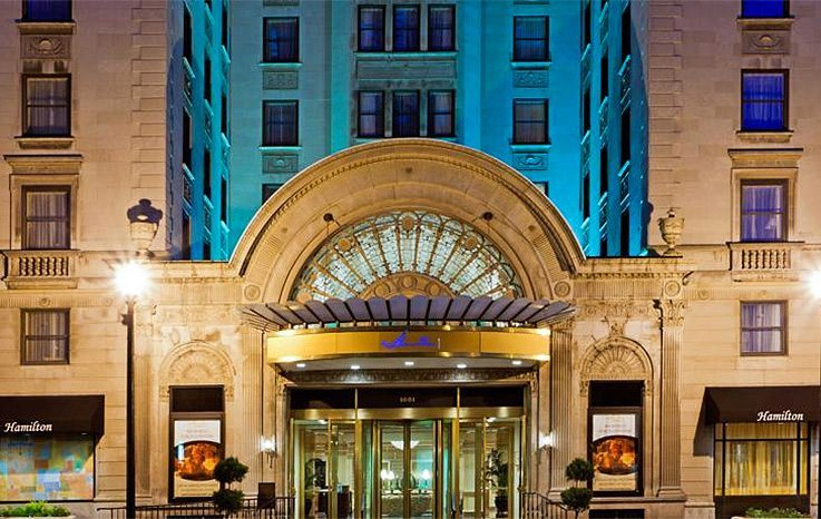 Crowne Plaza The Hamilton Washington DC
