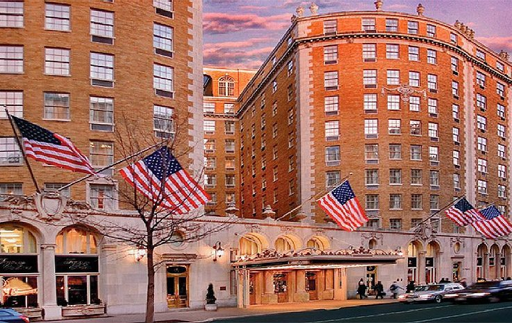 Mayflower Hotel Washington DC