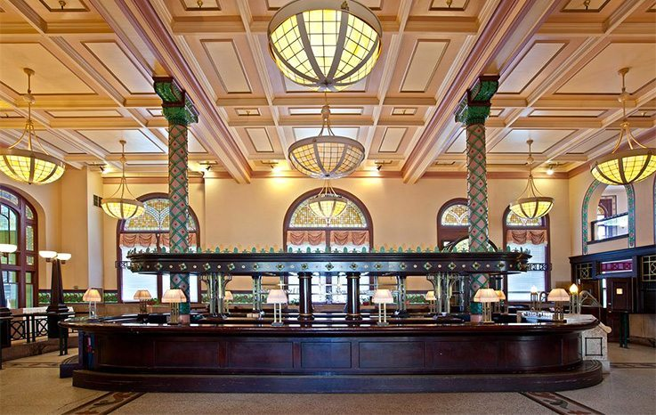 Crowne Plaza® at Indianapolis' Downtown Union Station