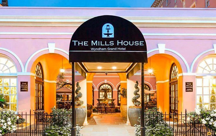 The Mills House Wyndham Grand Hotel