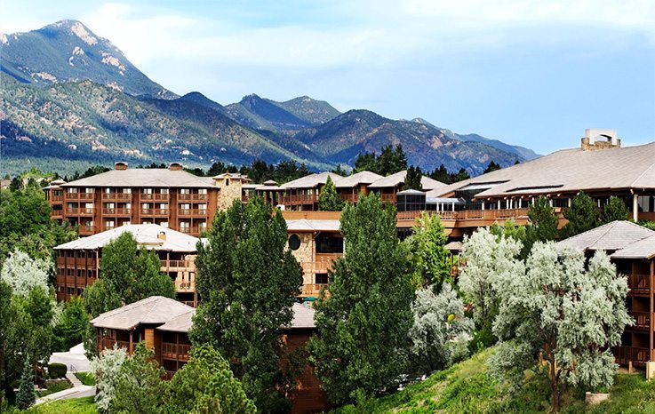 Cheyenne Mountain Resort - Colorado Springs