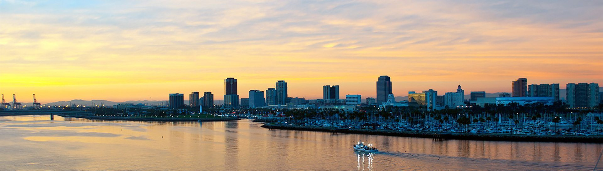 Long Beach, CA - panoramic