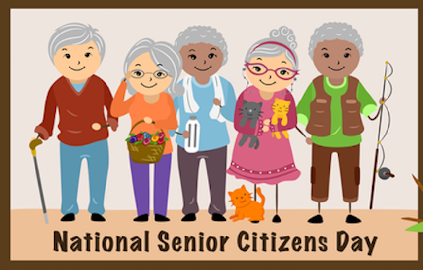 senior citizen day blog