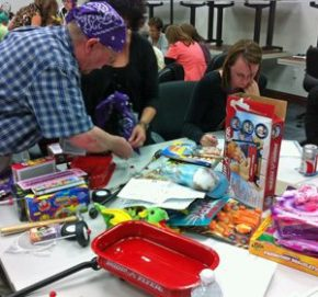 Operation Toy Donation