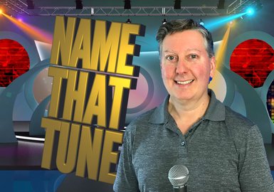 Virtual Name that Tune, Code Breakers, Jeoparody,  Interactive Magic, Scavenger Hunt Games, and many more!